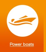 Marine heating power boats