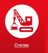 Vehicle heating cranes