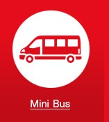 Vehicle heating minni bus