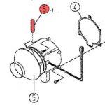 5-1) Air adjustment screw -0