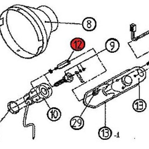 12) Joint Bolt -0