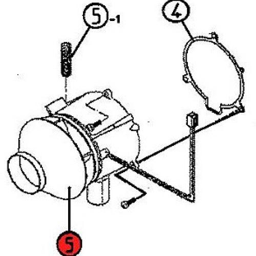 5) Motor assembly -0
