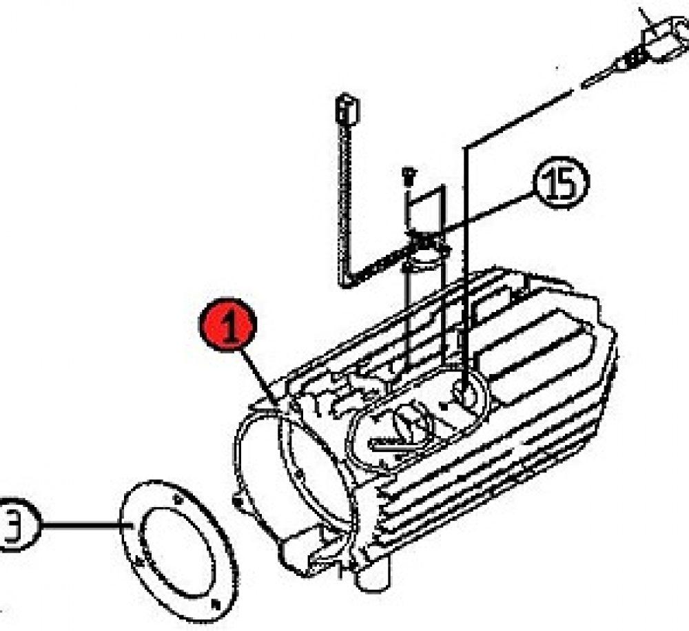 1) Heat Exchanger -0
