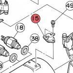 15) Thermostat 110ºC -0