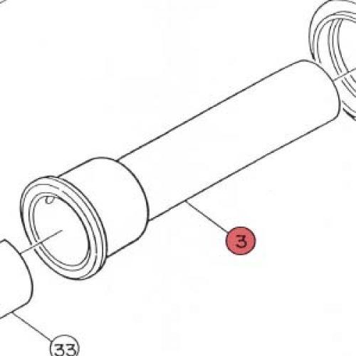 3) Burner Tube-0