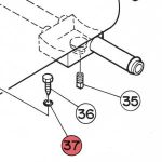 37) O-Ring -0