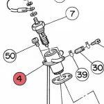 4) Glow Plug Boss Assembly-0