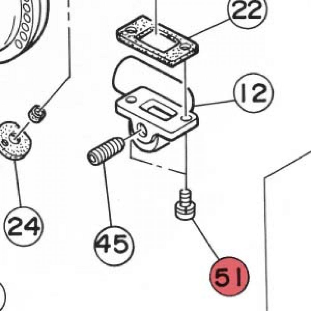 51) Screw -0