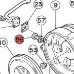 56) Screw -0