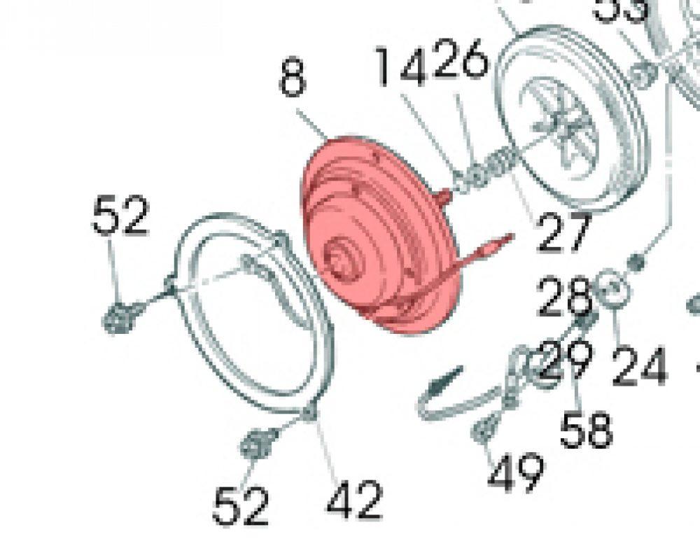 8) Motor Assembly-0