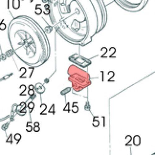 12) Air Inlet -0