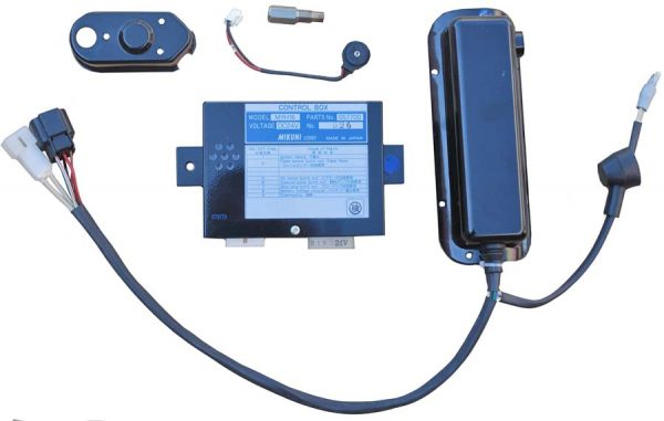 14) Flame Sensor Assembly Kit-0