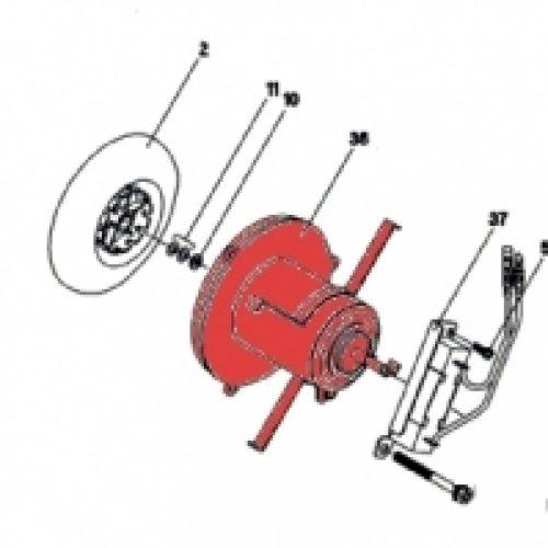 36) Motor Assembly-0