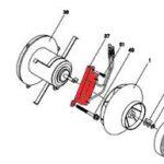 37) Motor Resistor Assembly -0