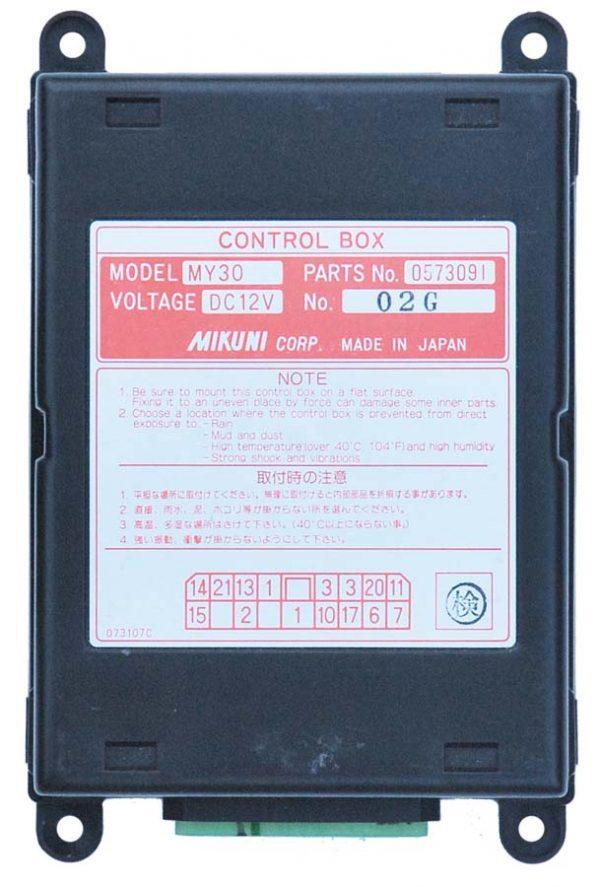 MY30 Control box (ECU) -0