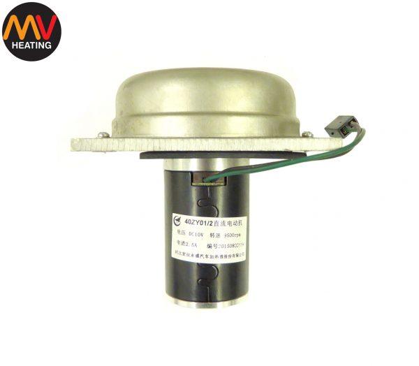 8) Air Motor Assembly-0