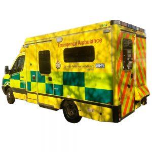 Ambulance Heaters – MV Heating